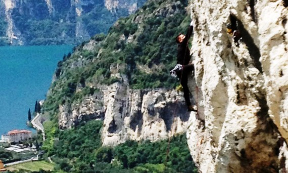Personaltraining und Klettertouren auch für Einsteiger